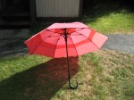 Windbrella with custom logo