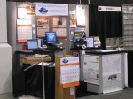 Calendar Warehouse Trade show booth