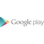 Multi color google logo